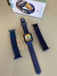 Título do anúncio: Smartwatch HW19 AZUL lmz