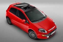 Fiat Punto sporting 2008 com teto solar