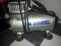 Aerografo wimpel compressor bivolt