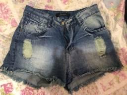 Short jeans usado 1 vez