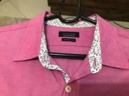 Camisa masculina Zara