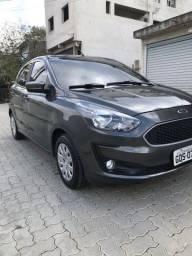 Ford ka 2019 completo único dono km 47.000 rodado