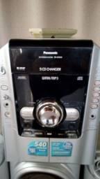 System Panasonic 5 cds