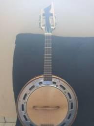 Título do anúncio: banjo novo luthier