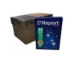 Título do anúncio: 6 Caixa de Papel Report A4 com 10 resmas cada