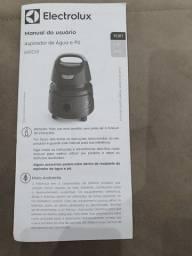 ASPIRADOR DE PÓ E ÁGUA ELETROLUX R$ 200,00