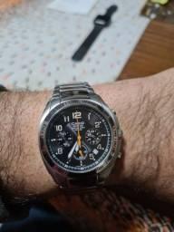 Relógio Casio Efifice EF 502 novo de coleção
