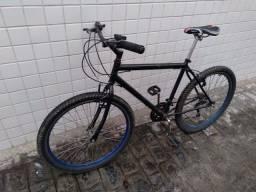 Título do anúncio: Bicicleta aro 26 preta