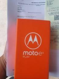 Título do anúncio: Smartphone moto e6 play