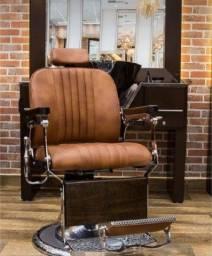 Procura barbeiro para trabalhar em parceriae aluguel de cadeira
