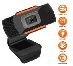 Câmera WebCam  - 720p HD