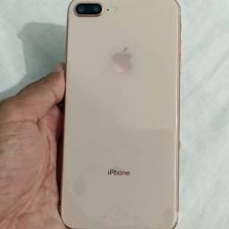 IPhone 8 Plus 64 GB Novo/Vitrine