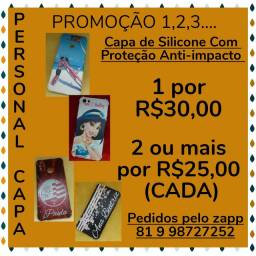 FOTO NA CAPA DO SEU CELULAR - PERSONAL CAPA