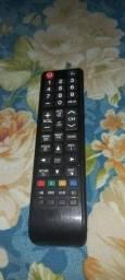 Tv 46 polegada e smart mas so pega com cabo do roteador pra tv