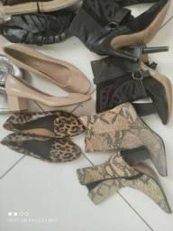 Sapatos 35,36 desapego s