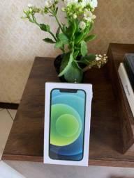 iPhone 12 64gb lacrado verde