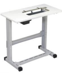 Mesa bancada máquina de costura