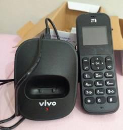 Telefone ZTE com chip desbloqueado