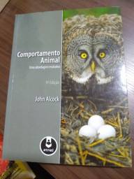 Livro Comportamento animal John Alcock (literatura acadêmica)