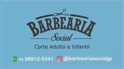 BARBEARIA SOCIAL