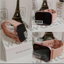 Smartwatch P8 Rosa