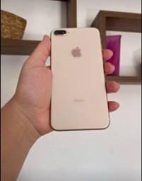 iPhone 8 Plus de 64GB pegando só chip da claro