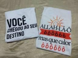 Camisas Personalizadas 100% Poliéster ( Malha PP)