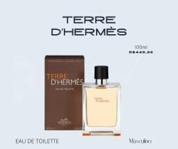 Perfume TERRE D?HERMÈS