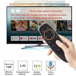 AIR Mouse / Controle Remoto USB Sem Fio Para TV Box Android / PC / Notebook