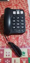 Telefone com fio Elgin 2300