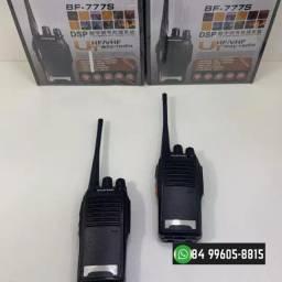 ®Rádio Comunicador HT Walk Talk Baofeng