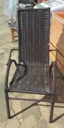 Cadeira de fibra