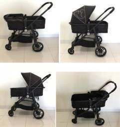 Carrinho Bebê Moisés-Bercinho Galzerano Gero