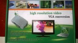 Conversor VGA
