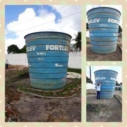 Caixa de água - Fortelev de 20.000litros