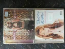 Dois primeiros cds da Britney Spears raridade
