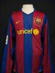 Camisa Ronaldinho Gaúcho Barcelona 2007 Original Nike