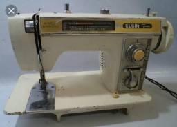 Maquina de costura de ferro
