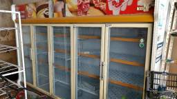 Freezer Frinox 5 Portas - Branco