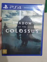 Jogo ps4 Shadow of colossus