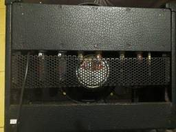 Amplificador valvulado Nelson Verdura NV amp