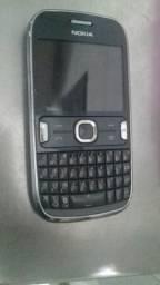 Celular Nokia asha 302 com whats