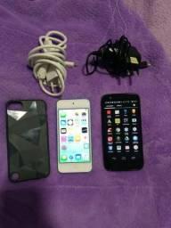 Ipod 5 Touch 32GB + Moto G1 8GB
