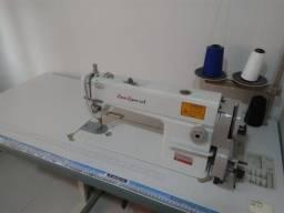 Maquina de costura industrial retass6150m-mq semi nova
