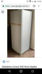 Geladeira consul frosfree 420 litros