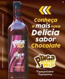 Vendo Pinga Mix varejo e atacado