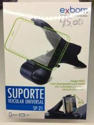 Suporte pra celular e GPS universal