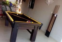 Mesa de Bilhar | Sinuca | Pebolim | Carteado | Jantar | Comercial Mod wa1123