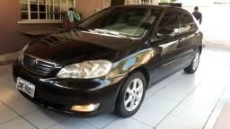 Vende se ou troca Corolla xli automático completo 07/08 - 2008