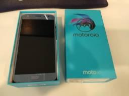 Motorola MotoX 4 - XT 1900 na caixa - Apenas dois meses de uso + duas capas